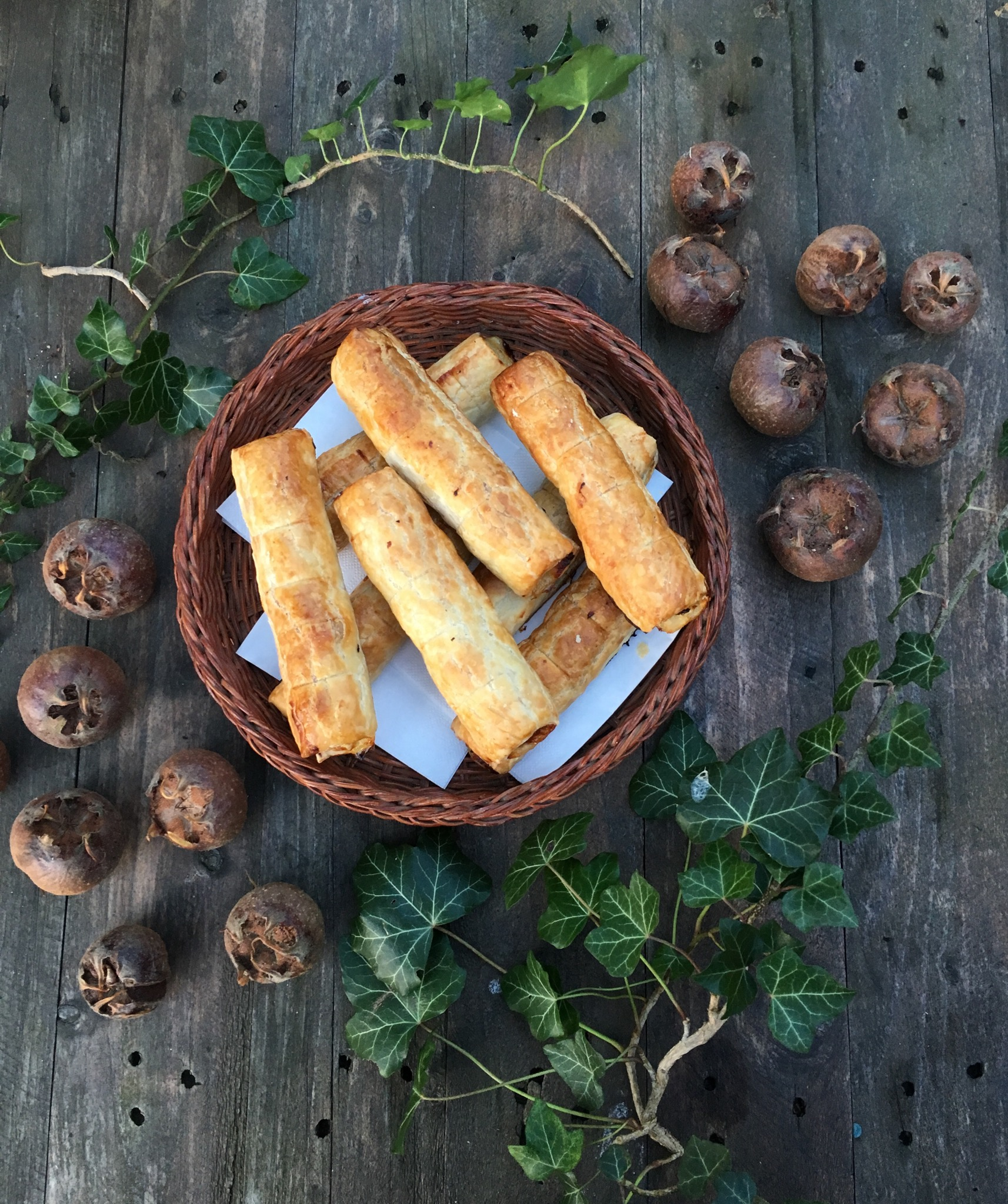 Bray's Cottage Sausage Roll