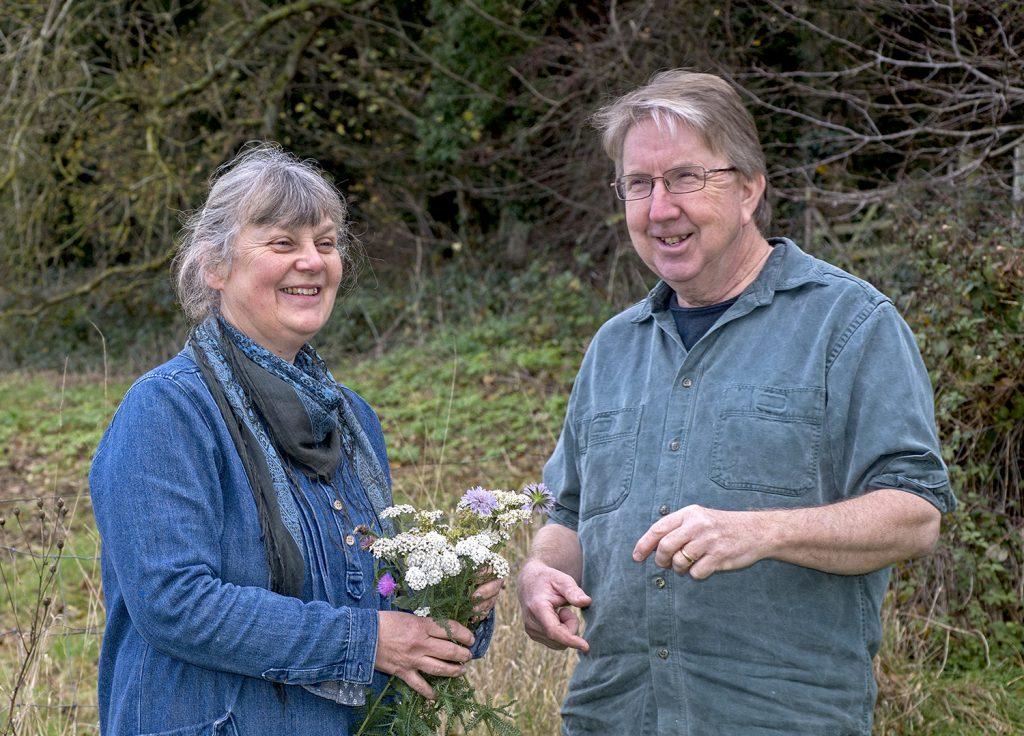 Anne Harrap and Simon Harrap